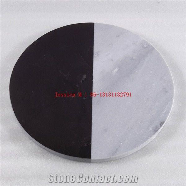 Black /& White Cheeseboard