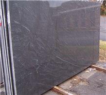 American Jet Mist Granite Polished Slabs & Tiles