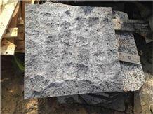 China Black Basalt G684 Fuding Black Split Cleft Surface Tile Wall Stone