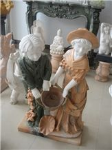 Human Sculpture Garden Sculpture Western Statues