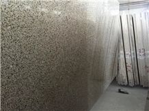 New G682 China Yellow Rustic Granite Sunset Gold Padang Giallo Golden Sand Polished Slabs Tiles