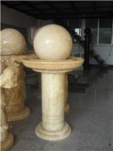 Rolling Onyx Ball Fountains Floating Ball Fountains