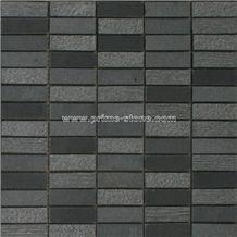 Basalt Mosaic/ Grey Basalt Mosaic/ Black Basalt Mosaic/ Interior/ Walling