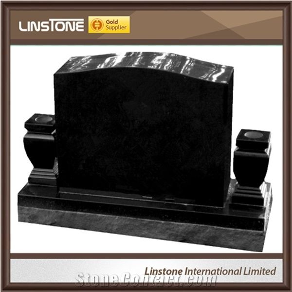 Tombstone Headstones With Vases For Graves From China Stonecontact