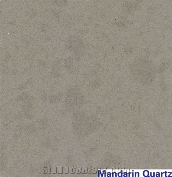 Natural Marble Like Color Quartz Stone Floor And Wall Tiles Custom