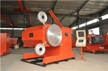 55kw Wire Saw Machine for Granite Quarry