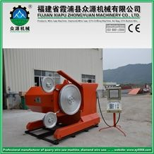 75kw Wire Saw Machine for Granite Quarry