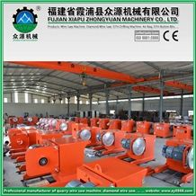 Diamond Rope Saw Machine for Marble Cutting