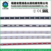 Diamond Wire Saw for Granite Profiling