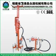 Pneumatic Drilling Machine for Quarrying Stone