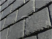 Del Carmen Blue Black Slate for Roof
