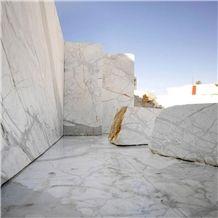 Statuario Block Carrara