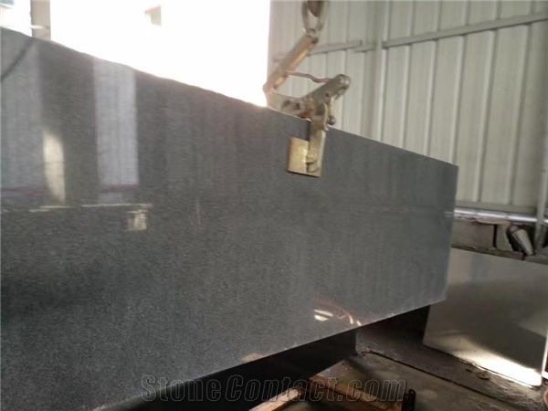 G654 Granite Slabs Size 250x70x3cm Padang Dark Slab Polish Stones Good Quality Tiles