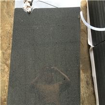 G654 Granite/Impala Black/Padang Dark Polished Granite Floor Tile,Dark Grey Granite Flooring