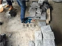G654 Tile/ G654 Mushroomed Stone/ Grey Granite Mushroomed Tile/ China Impala Mushroomed Tile/ Kobra Mushroomed Tile/Padang Dark Mushroomed Tile