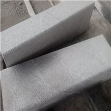 Own Factory G654 China Grey Impala Black Kerbs/ Curbstone /Curbs for Road Side Stone