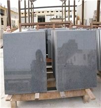 Polished G654 Granite Tile & Slab/Impala Black/Padang Dark Granite Floor Tile,Dark Grey Granite Flooring