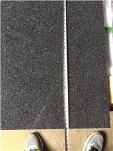 Polished G654/Impala Black/Padang Dark Granite Floor Tile,Dark Grey Granite Flooring Covering