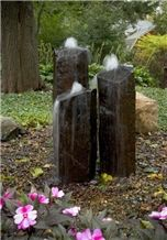 Basalt Outdoor Garden Water Fountain