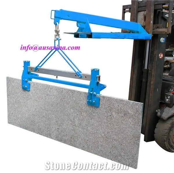 Double Scissor Clamp Granite Marble Slab Lifter Lifting