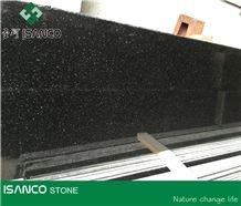 Black Galaxy Granite Slabs Black Gold Star Granite Tiles Black Granite Wall Tiles & Floor Tiles Galaxy Black Granite Wall Covering India Black Granite Polished Big Slabs