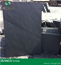 Black Slate Slabs Slate Tiles Natural Surface Black Slate Stone Flooring Very Cheap Slate Floor Tiles Slate Wall Tiles Natural Split Finish Black Slate from China