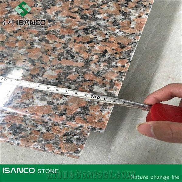 Cheap Chinese Granite G562 Maple Red Floor Tile G562 Granite Stairs
