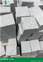Cheap Granite Cube Stone G603 Granite Paving Sets & Grey Granite G341 Driveway Paving Stone Yellow Rusty Granite Garden Stepping Pavements Colorful Granite Cubes Stone Walkway Pavers
