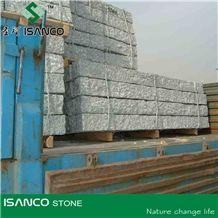 G603 Granite Garden Palisade Fence,G603 Kerbstone, Light Grey,Monte Bianco,Mountain Grey,White Of Bacuo Jinjiang,Padang Crystal Kerb Stone