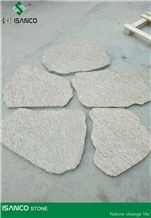 G682 Cubic Stones, Natural Split Face Flagstone /Exterior Stone /Landscaping Stone Pavers