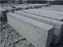 Machine Cut Granite G341 Kerbstone,Lowest Price Grey Palisades, Grey Granite Kerb Stones