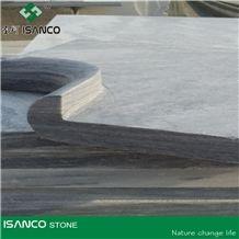 Marble Swimming Pool Terraces Edge,Cloud Grey Marble Swimming Pool Coping, Swimming Pool Tiles/ Polished Cloud Grey Marble Tiles/ Pool Coping Marble Tile
