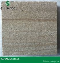 Natural Yellow Sandstone from China Yellow Sandstone Tiles Sandstone Slabs Sandblasted Sandstone Coverings Cut to Size Big Slabs Shandong Yellow Sandstone Wall Covering Tile Floor Tiles Grade a