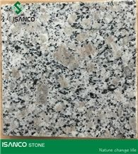 Shandong G383 Pearl Flower Granite Light Grey Granite G383 Granite Wall Covering Tiles Floor Covering Slabs G383 Granite Skirting