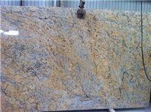 Golden Diamond Granite Polished Slabs