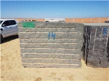 Angola Blue in the Nigth Granite Blocks