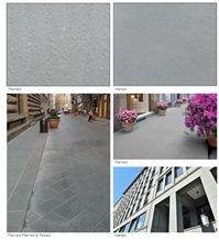 Florentine Bluestone Pavements