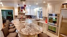 Bianco Antico Kitchen Tops