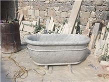 Carrara White Bathtub,Polished Carrara White Marble Bath Tub a Quality