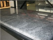 Silver Mink Bar Tops/ Silver Ermine Worktop,Silver Ermine Marble Countertops,Silver Marten Blue Grey Marble Kitchen Top