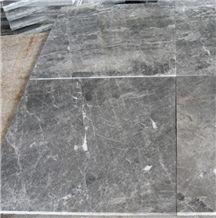 Silver Mink/ Silver Ermine,Silver Ermine Marble,Silver Marten Blue Grey Marble Tiles & Slabs