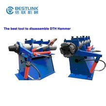 Big Hole Dth Hammer Breakout Bench from Bestlink