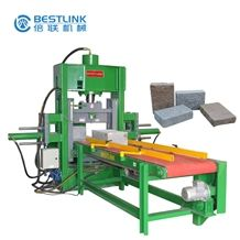 Natural Paving Stone Machine