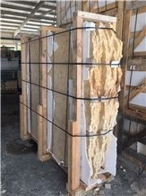 Classic Coral Stone, Golden Coral Stone Slabs