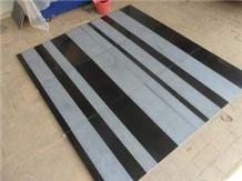Chinese Light Grey Basalt Polished Tiles & Slabs