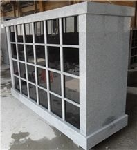 2 Sides 48 Niches Columbarium for Us Market