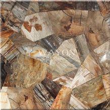 Natural Gemstone Tiles & Slabs, Semiprecious Stone