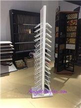 granite & marble slabs exhibition rack