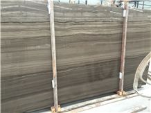 China Athen Coffee Antique Marble(Polished),Chinese Brown Serpeggiante,Guizhou Wood Grain,Imperial Wooden Vein,Cappucino Palissandro Tile&Slab,Bathroom Cover,Flooring,Interior Paving,Decoration
