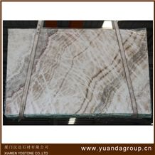 Chinese Wooden Onyx Natural Onyx Tile & Slab